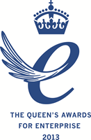 The Queen's Award for Enterprise 2013
